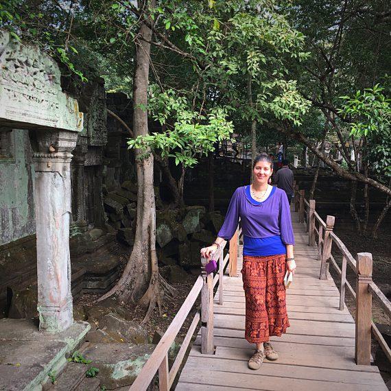 Angkor nous voilà !