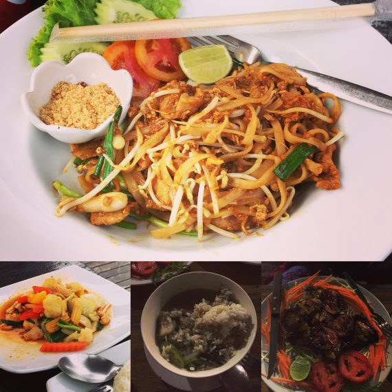 Les saveurs de Thaïlande