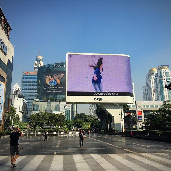 Retour à Bangkok