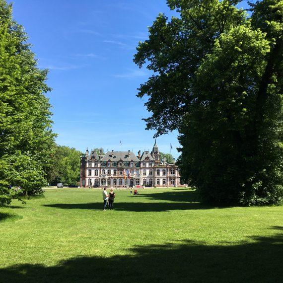 Un château alsacien