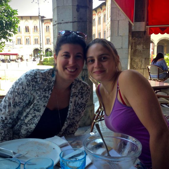 Une Italienne en Italie