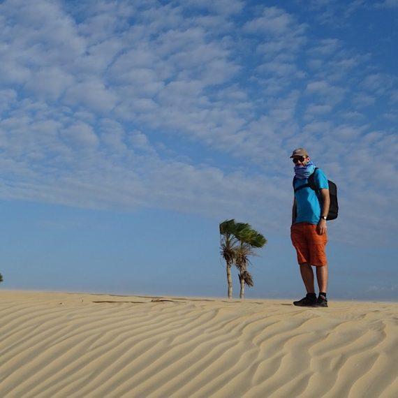 Le désert et ses alizés