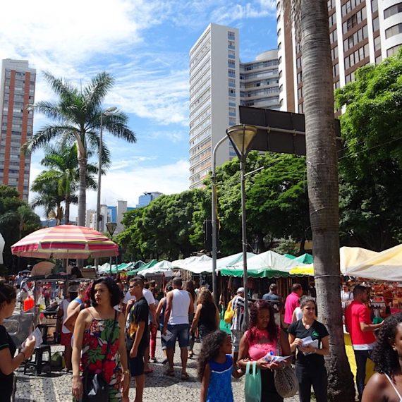 On ne se sent jamais seul à Belo Horizonte